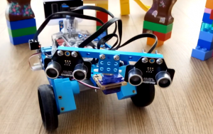 robot de bricolage mbot